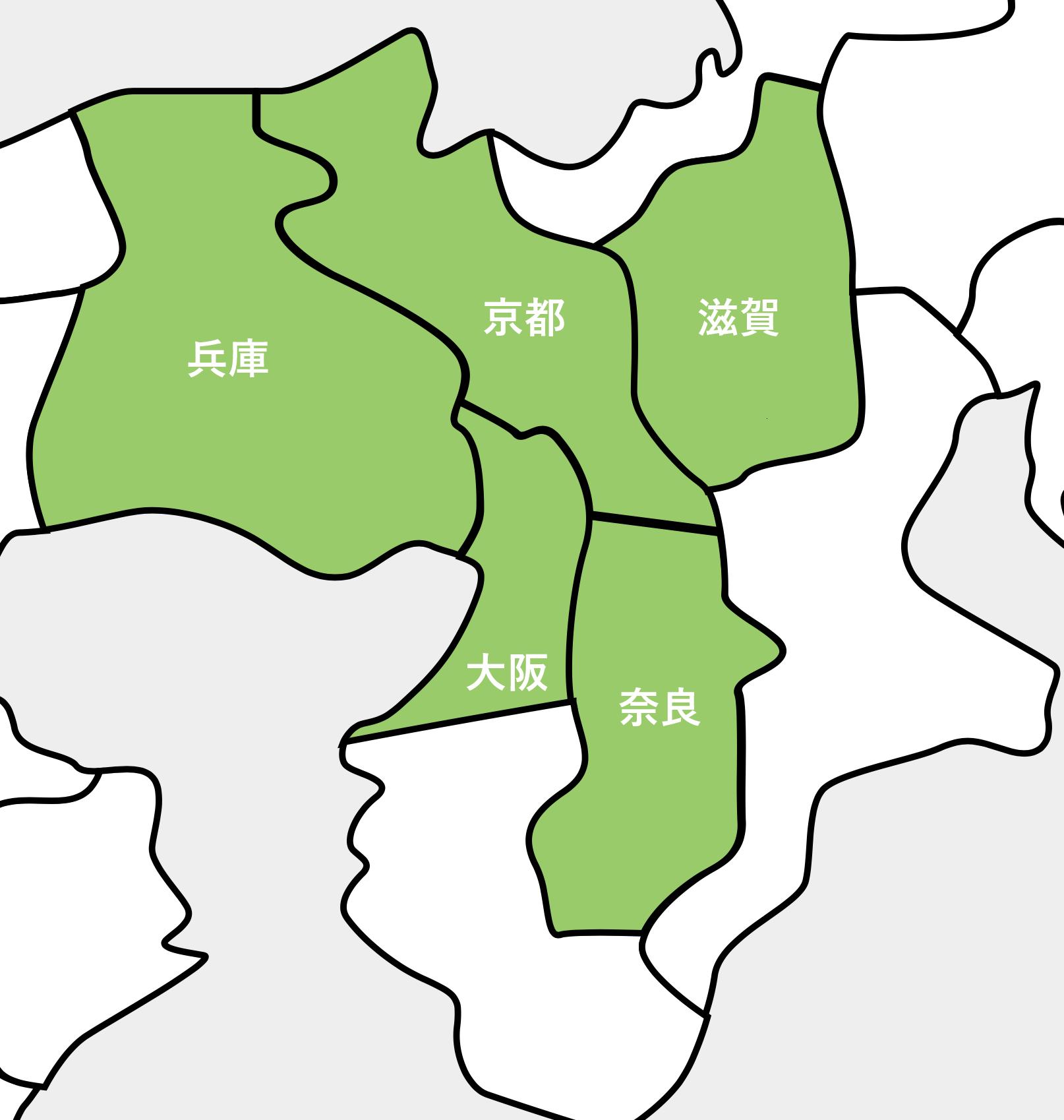 NURO光の新エリア(開催地区)