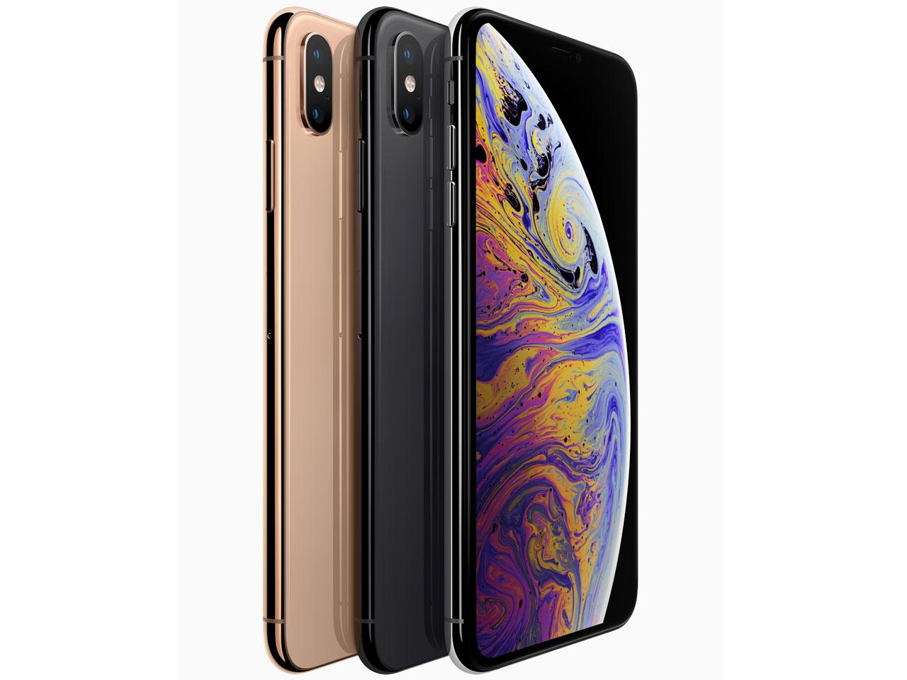 iPhoneXSは11axには未対応