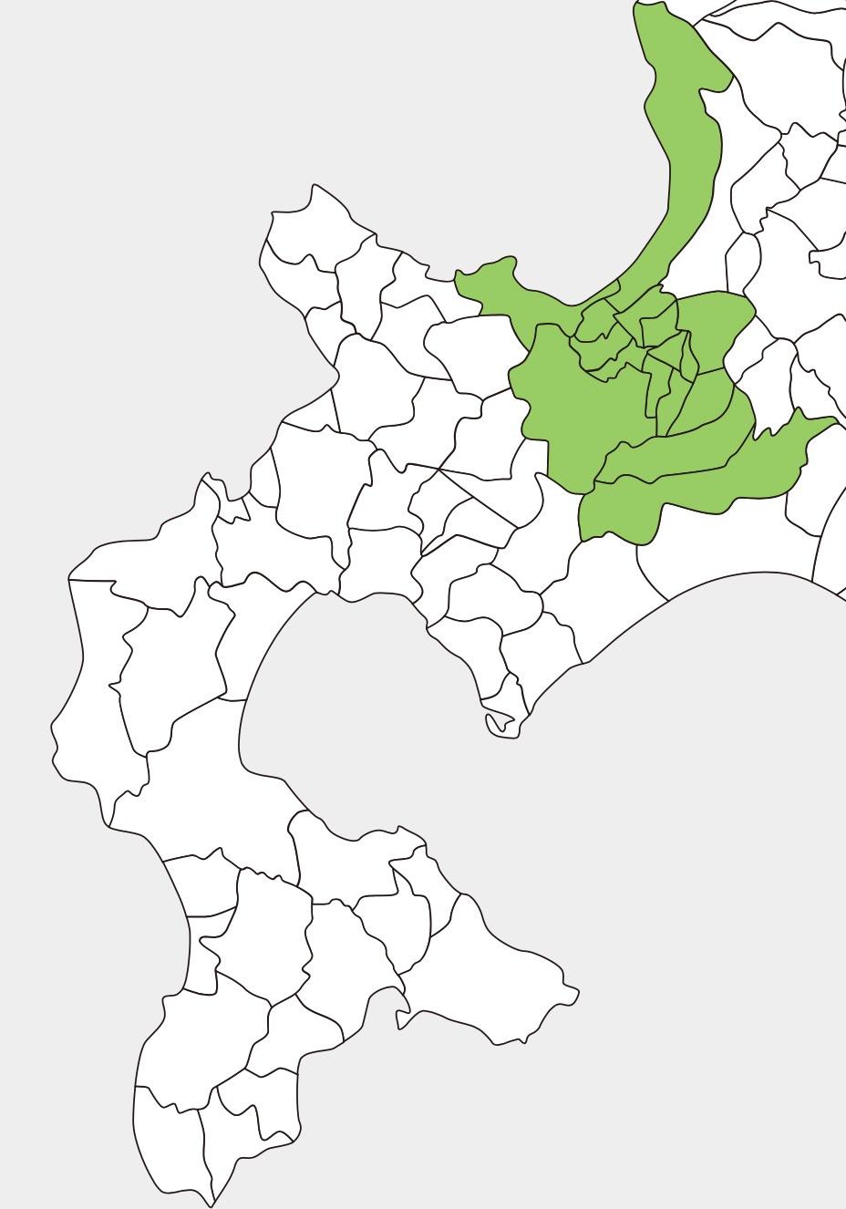 NURO光 北海道エリア