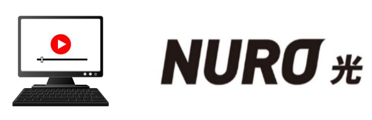 NURO光 パソコンでの高速回線効果